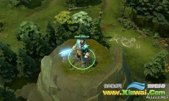 《DOTA2》英雄昆卡技能属性一览