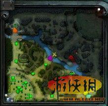 《DOTA2》新手打法-小地图使用心得