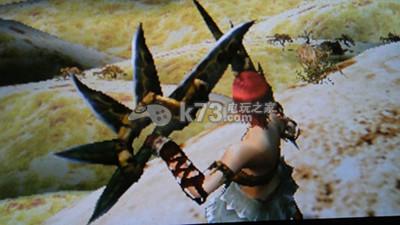 怪物猎人x双刀操作方法