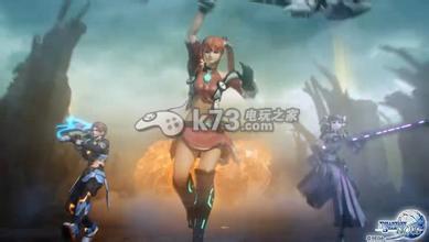 梦幻之星nova双枪触手亚种任务视频攻略