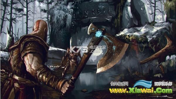 战神4利维坦斧及混沌之刃使用技巧