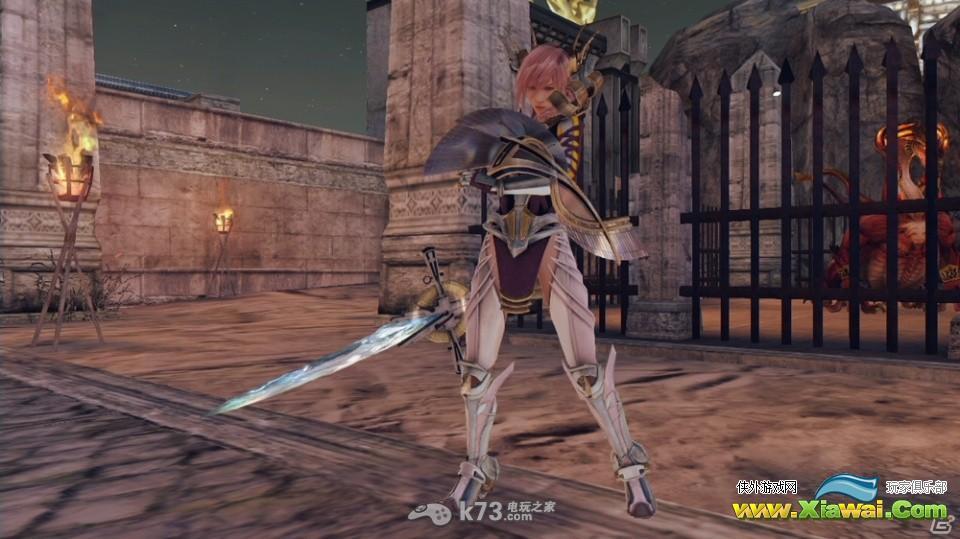 最终幻想13雷霆归来DLC第一弹雷光典藏组三套免授权下载