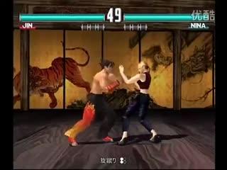 《铁拳3》所有角色投技攻略教学视频